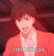 Eiji triggered