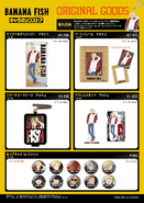 Banana Fish Original Goods