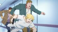 Max and Shunichi let go of Ash