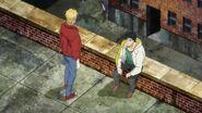 Ash notices Sing walking