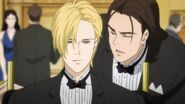 Blanca tells Ash I've signed a contract with Mr. Yut-Lung