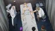 Dr. Meredith tells Shorter, Eiji, and Shunichi i'm sorry