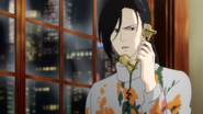 Yut-Lung tells his bodyguards to stay on the lookout