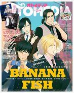 OT Media Banana Fish Ash, Eiji, Yut-Lung and Blanca