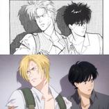 Anime and manga scenes