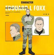 Edouard L Foxx profile
