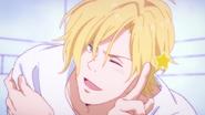 Ash winks in seducing