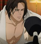 Blanca tells Yut-Lung the only ones who know my past is the monsieur and you
