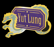 Banana Fish Cafe&Bar Badge Yut-Lung