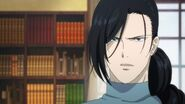 Yut-Lung tells Eiji he made a deal with us to save your life