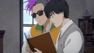 Eiji tells Shorter look