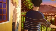 Ash tells Eiji like sex