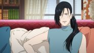 Yut-Lung tells Eiji I guess you do have a brain in there