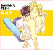 Banana Fish A x E by Usui Koro