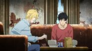 Ash tells Eiji they chose it for you