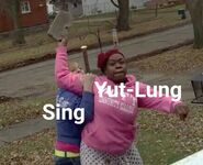 Yut-Lung and Sing in reality