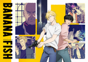 Banana Fish Background