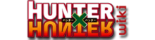 HunterxHunter Wiki-wordmark