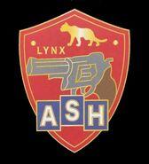 Banana Fish Cafe&Bar Badge Ash Lynx