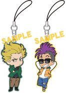 0018239 banana-fish-movic-shorter-arthur-rubber-strap-set