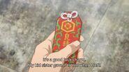 Eiji's Good Luck Charm