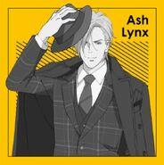 Ash Lynx (detective attire)
