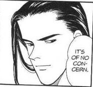 Blanca tells Yut-Lung that it's of no concern