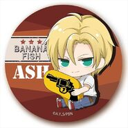 Can badge Ash chibi