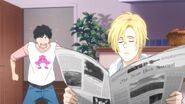 Eiji tells Ash i'm not your maid