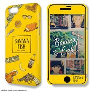 0018472 banana-fish-licence-agent-iphone-case-protective-sheet