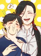 Yut-Lung and Eiji by @not daruaji