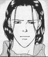 Yut-Lung begs Sing to shoot him in Manga