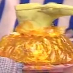 Yellow Gumboot Jelly