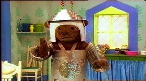 Bananas in Pyjamas- The Robot (1992)