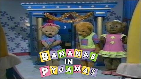 Bananas in Pyjamas Show Business (1992)