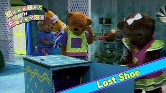 Bananas in Pyjamas Lost Shoe (1992)