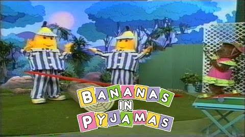 Bananas in Pyjamas See-Saw (1992)