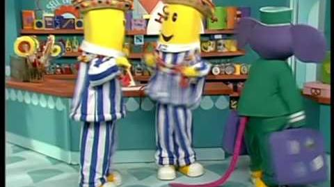 Bananas in Pyjamas Rat Hotel (1999)