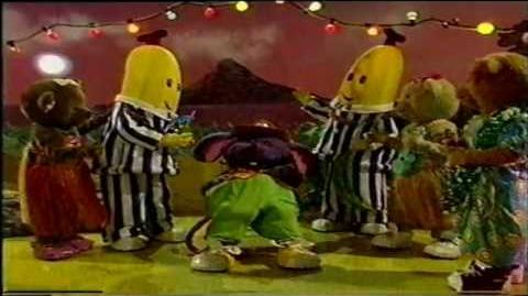 Bananas in Pyjamas Rat Post (1994)
