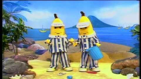 Bananas in Pyjamas Bananas' Birthday Wednesday (1992)