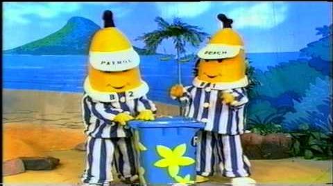 Bananas in Pyjamas - Paper Chase