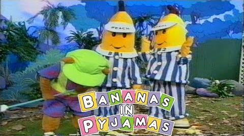 Bananas in Pyjamas Grumpy Wumpy (1992)