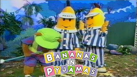Bananas in Pyjamas Grumpy Wumpy (1992)