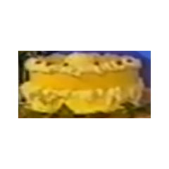 Cake in Pump Pumpkin