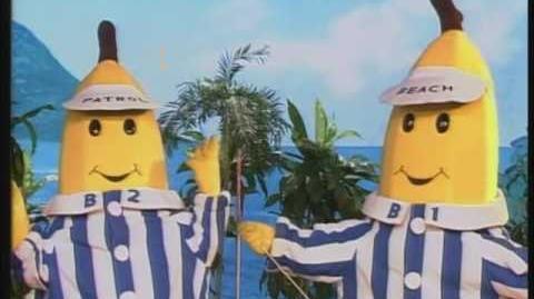Bananas In Pyjamas Getting Rhythm (1992)