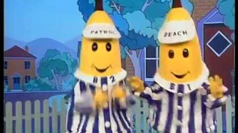 Bananas in Pyjamas Banana Holiday Music Video (1993)