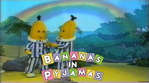Bananas in Pyjamas Chasing Rainbows (1992)