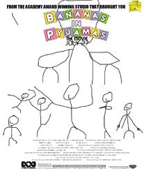 Bananas in pyjamas the movie ver18 xxlg