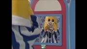 B2 Washing His Face