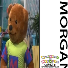 Morgan's (voiced by Chris Rock) character poster, released on January 10, 2001.